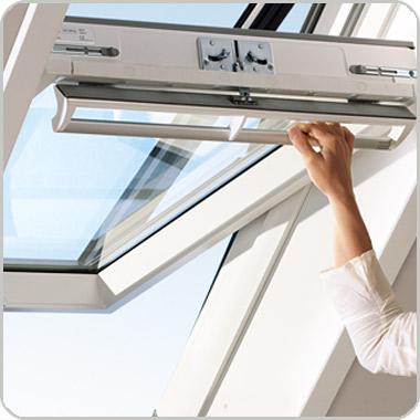 Dach fenster richter bauelemente gmbh for Fenster kindersicherung
