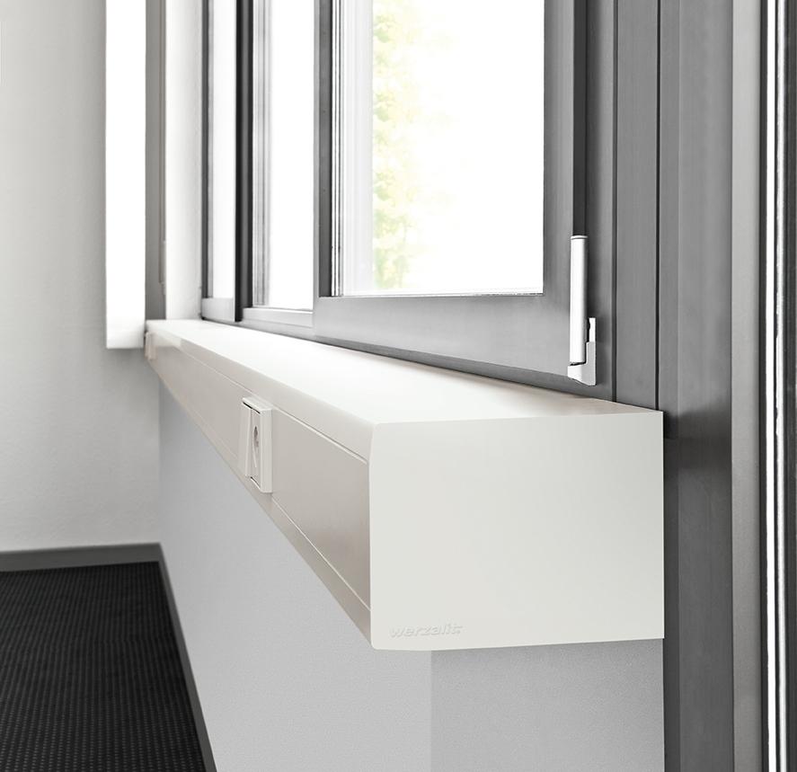 Werzalit-Fensterbank   Richter Bauelemente GmbH