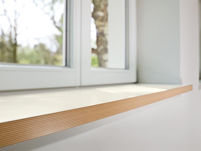 Werzalit-Fensterbank | Richter Bauelemente GmbH